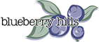 Blueberry Hills Restaurant & Farm Logo